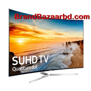 "Samsung 55"" KS9500 Curved 4K Ultra HD Smart LED TV"