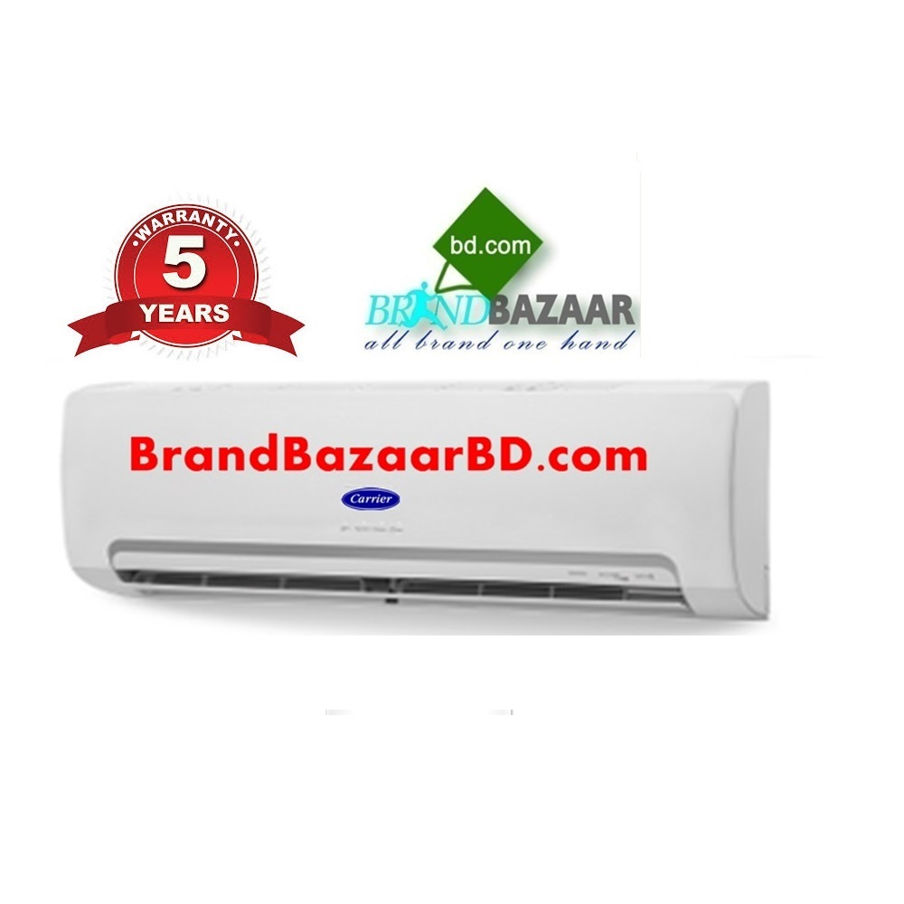 Carrier Inverter AC Price in Bangladesh – Carrier 1 Ton 12000 BTU Split Air Conditioner