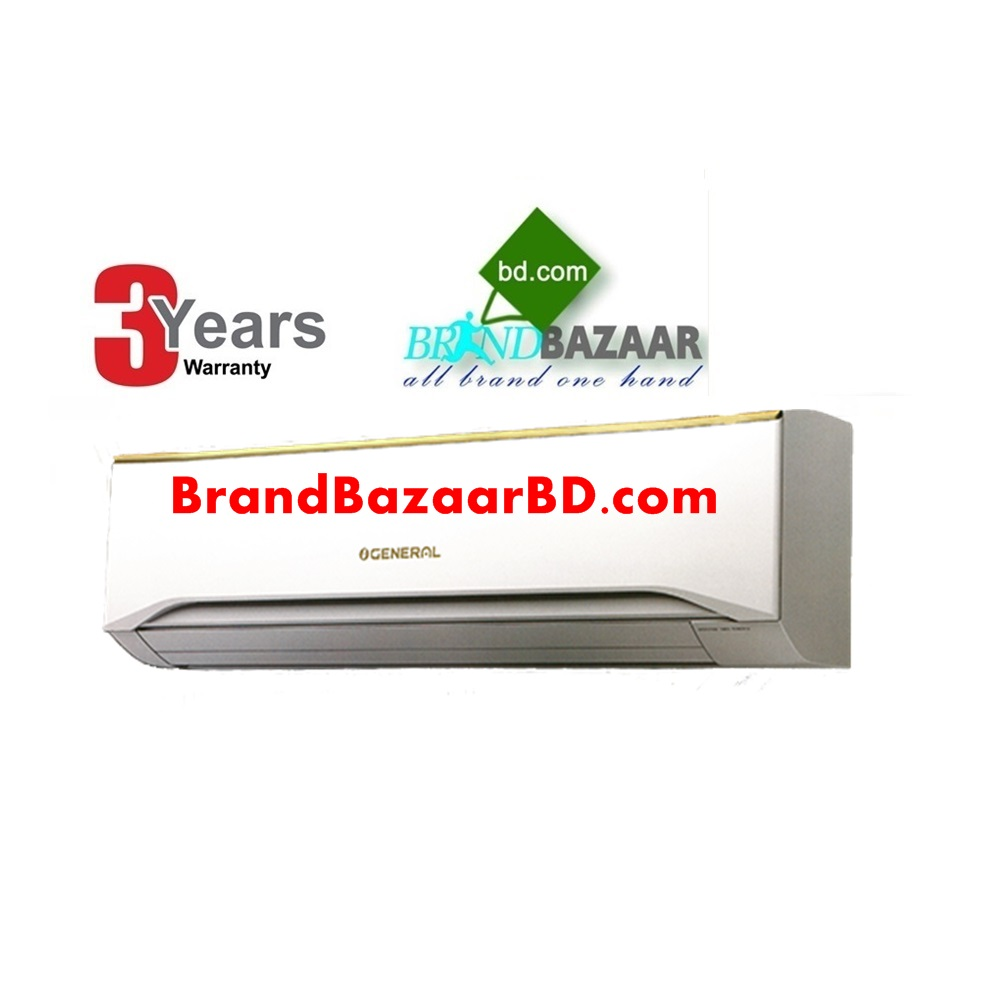 O General AC Price in Bangladesh – ASGA-24FUTBZ 2 Ton Split Air Conditioner