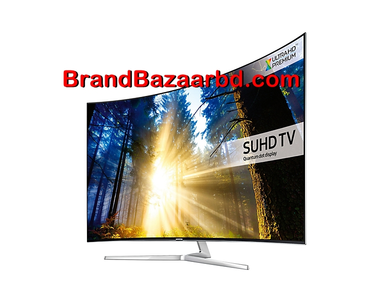 "Samsung 65"" KS9000 Curve Smart 4k Ultra HD HDR led TV"