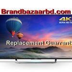 43 inch X800C Sony 4K Smart Led Television