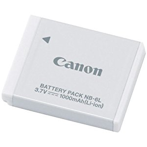 Canon Camera Battery Price in Bangladesh – Canon NB-6L Rechargeable Battery