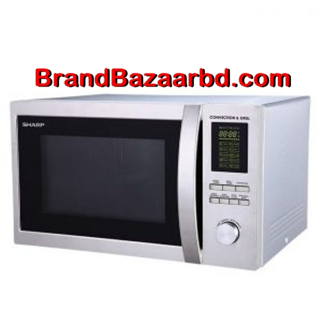 Sharp Microwave Oven Price in Bangladesh – Sharp R-84A0(ST)V 25-Liter