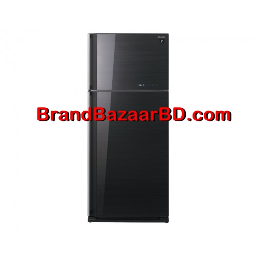 Sharp Fridge Price in Bangladesh - Sharp SJ-GC75V-SL3 Fridge