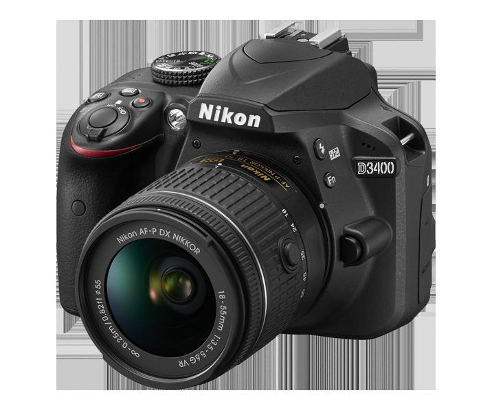 Nikon D3400 DSLR with 18 55 mm lens price in Bangladesh