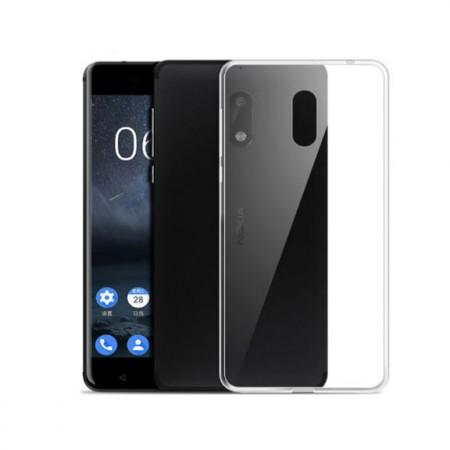 size 40 ce34e dc9a6 Nokia 6 Transparent Back Cover