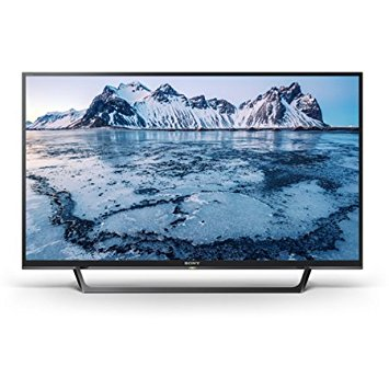 "Sony Barvia 49"" W660E Smart Led TV"