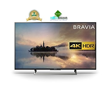 Sony 4K Smart 43X8000E Slim LED TV