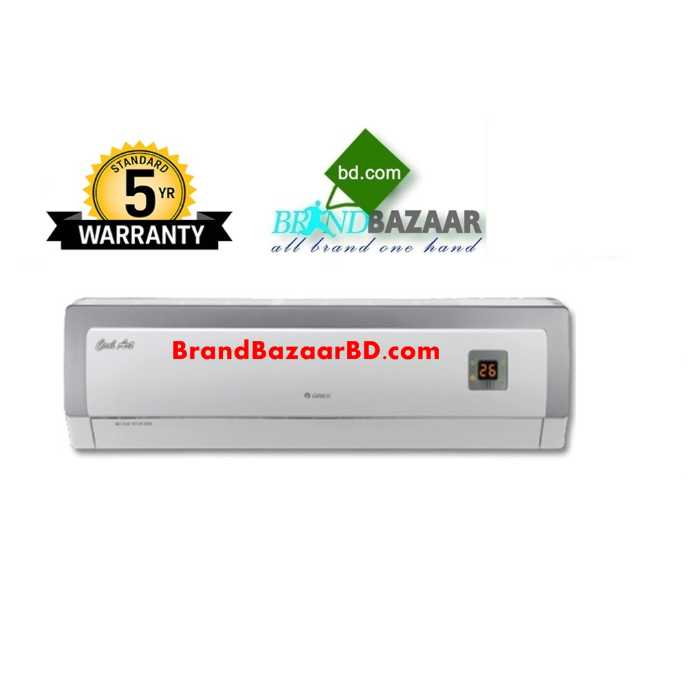 Gree 3 Ton Split AC Price in Bangladesh – GS36CZ 36000 BTU