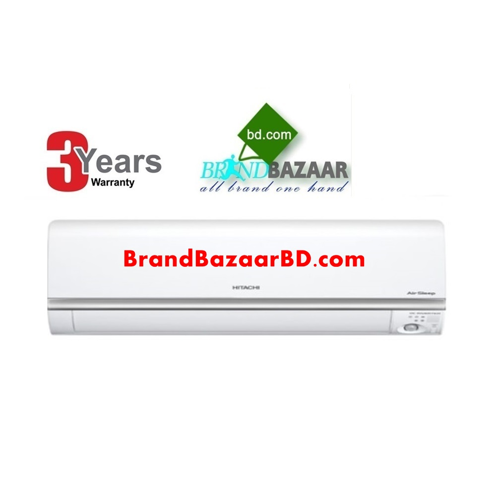 Hitachi 1 Ton Split AC Price in Bangladesh