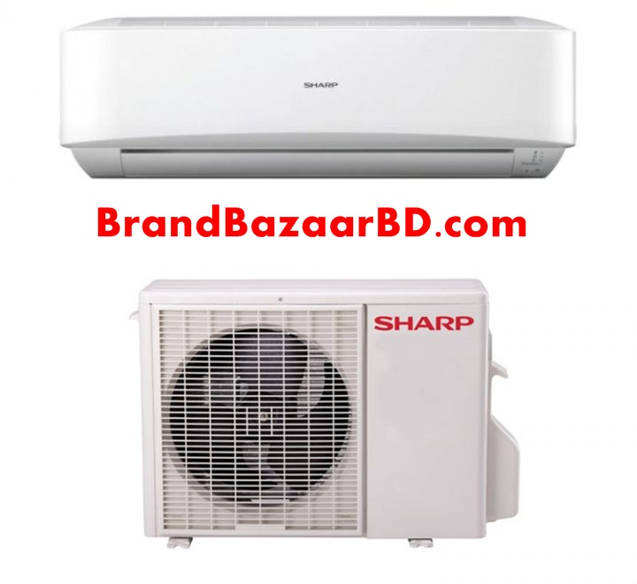 Sharp 1.5 Ton Split AC price in Bangladesh | AH-A18MEV