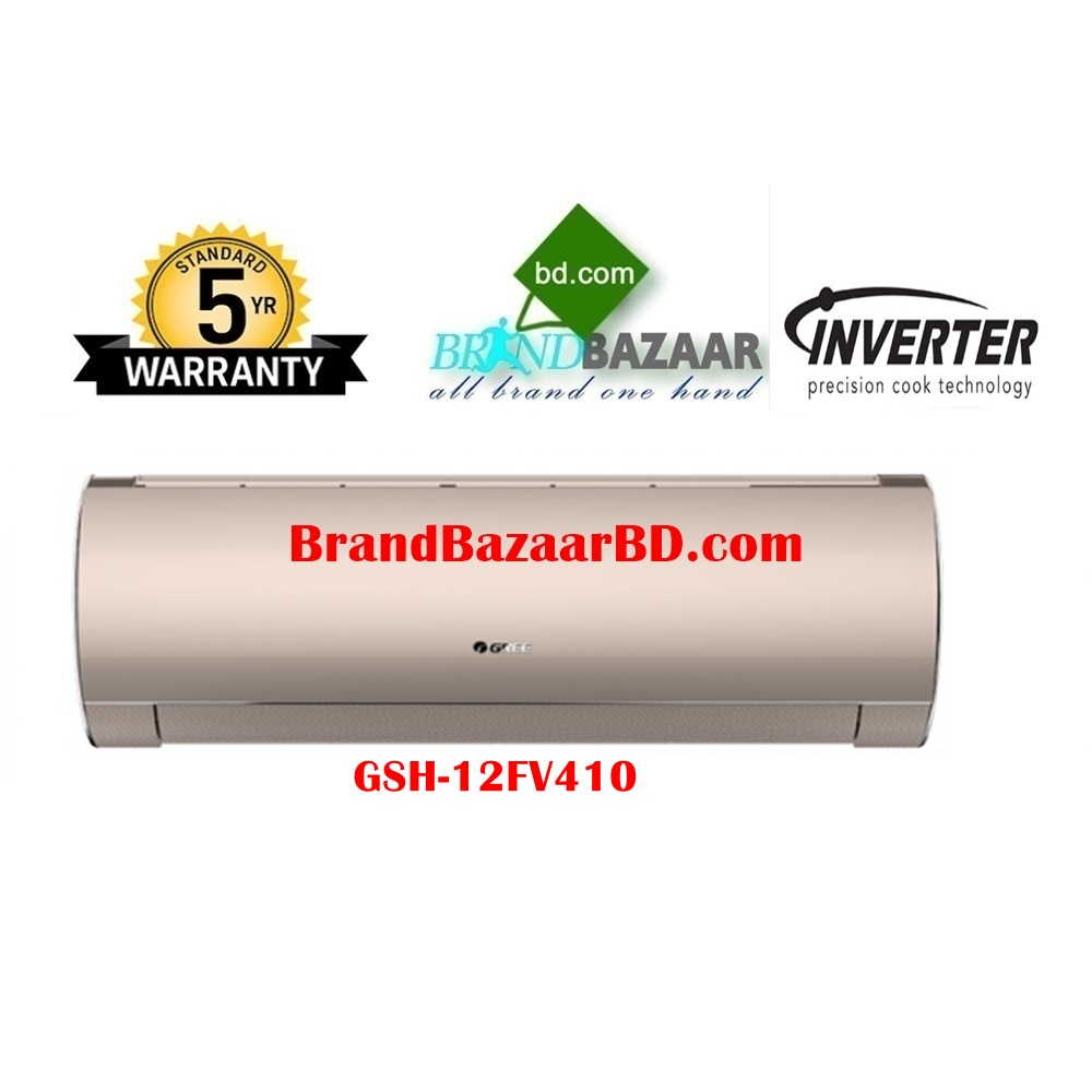 Gree 1 Ton Inverter Split AC in Bangladesh