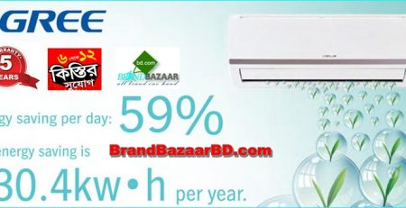 Gree Air Conditioner Showroom in Dhaka