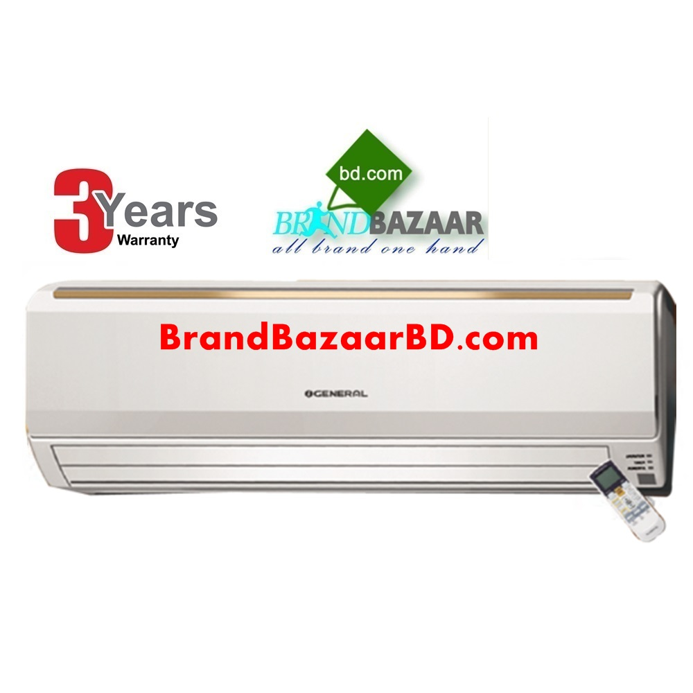General 1.5 Ton ASGA18AET Split Air Conditioner Price in Bangladesh