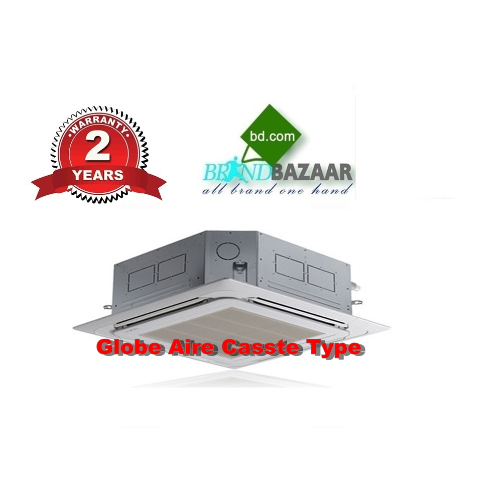 Globe Aire 2.5 Ton Cassette Type AC price in Bangladesh
