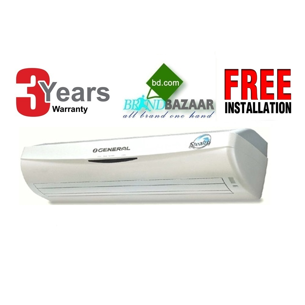 General 2 Ton ASGA24ABC Split Ac price in Bangladesh