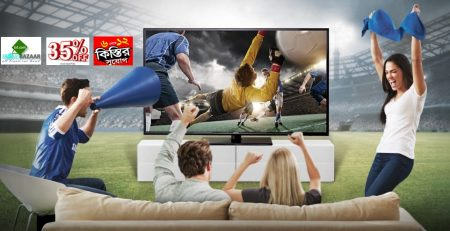World Cup special price offer Sony Bravia Bangladesh