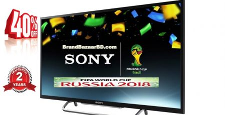 Sony TV Special Price List for FIFA World Cup 2018