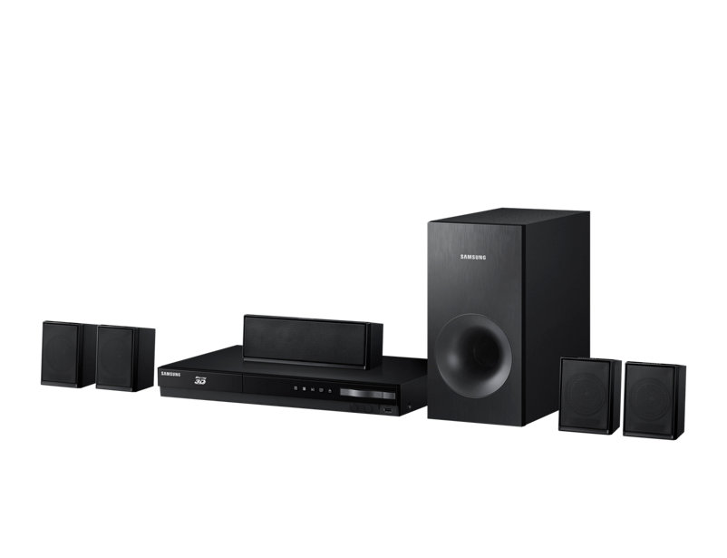 Samsung HT-E4500K Number of Channel: 5.1 DVD Disc Capacity: Yes USB Host: Yes Total Power: 1000 watts Dolby Digital: Yes