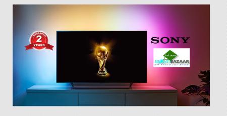 Sony 4k TV showroom price in Bangladesh