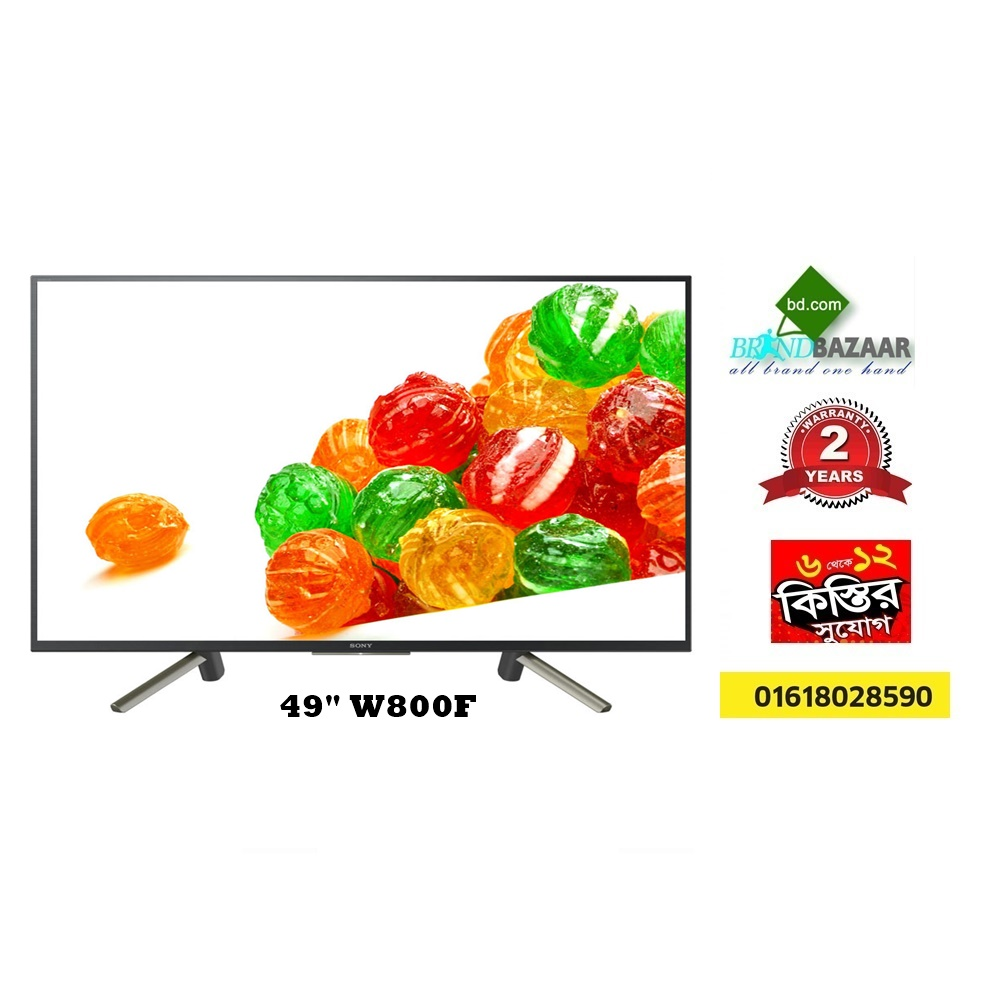 """Sony 49"""" Android Smart TV Price in Bangladesh 