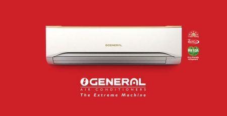 General AC Showroom & Service Center Bangladesh