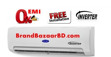 Inverter Air Conditioner Bangladesh | Carrier Inverter AC Showroom
