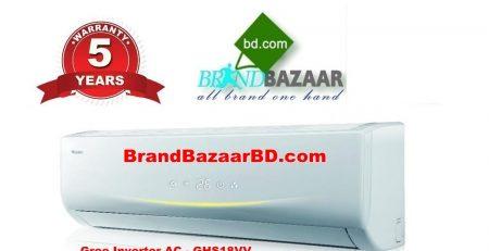 Inverter AC Update Price list in Bangladesh | Gree Inverter AC Showroom