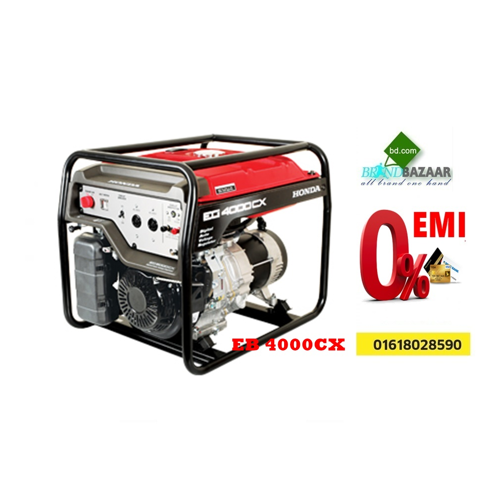 Honda Generator Price Bangladesh | EG 4000CX Portable Generator