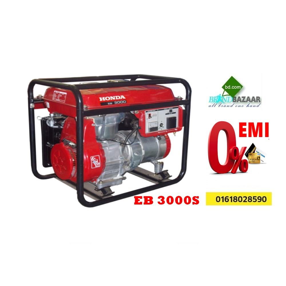 Honda Generator Price Bangladesh | EB 3000S Electric Portable Generator