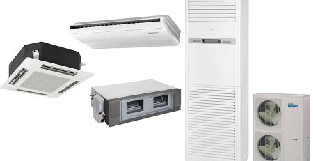 Corporate Solution | Cassette Ceiling Floor Standing Air Conditioner