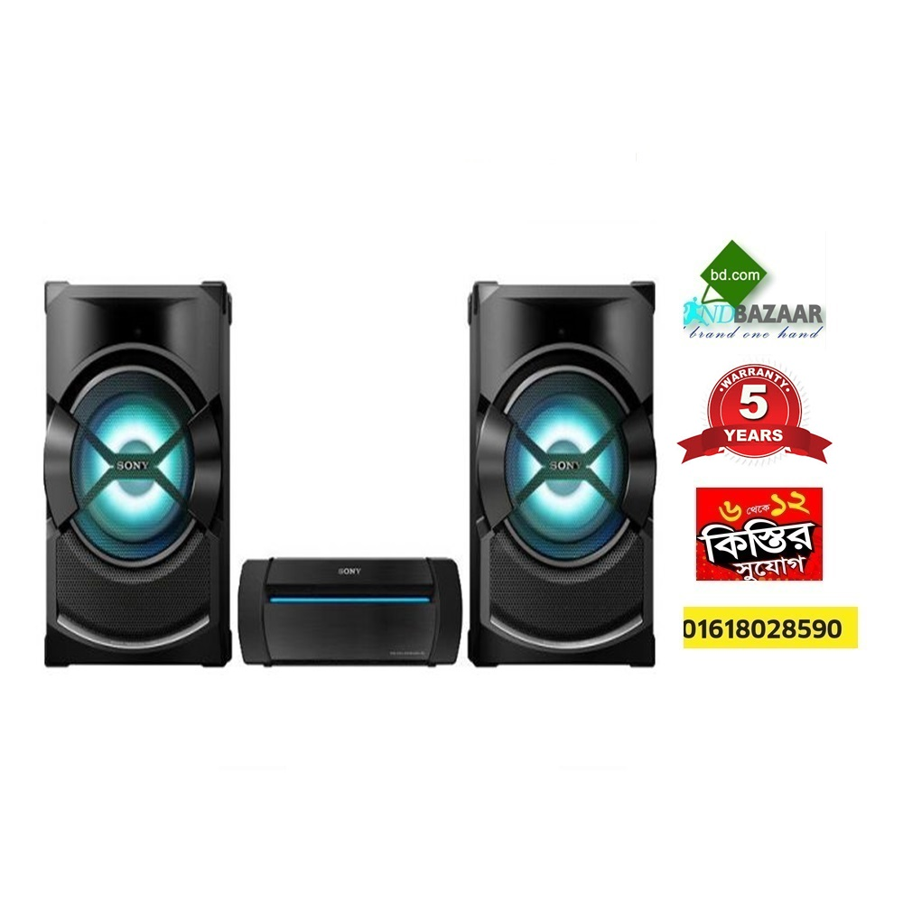 Sony Sound System Price in Bangladesh | SHAKE-X10D