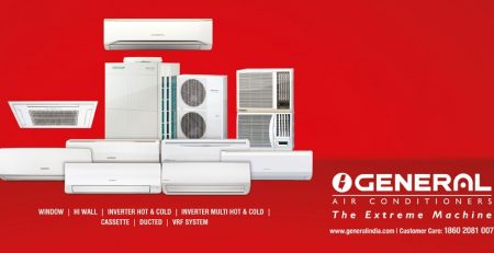 100% Original Thailand Made General 1.5 Ton 18000 BTU AC Price in Bangladesh