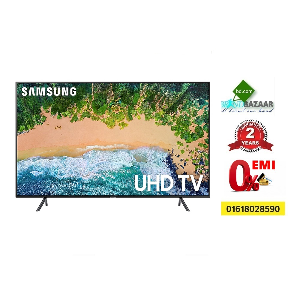 Samsung 43 inch 4K UHD Smart TV Price in Bangladesh | 43 NU7100