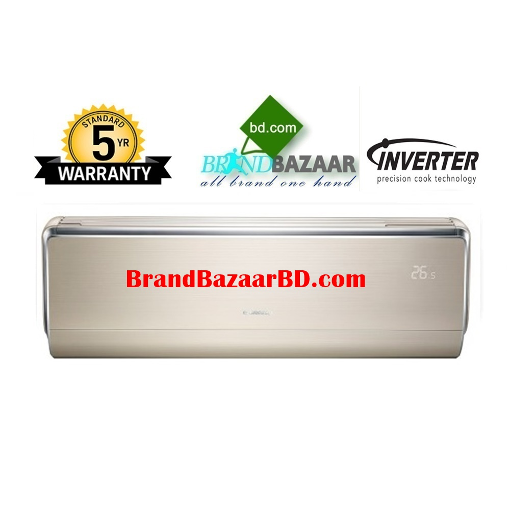 Gree 1.5 TON GSH-18UCV Inverter Air Conditioner Price in Bangladesh