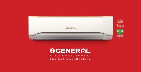 Air Conditioner Market in Bangladesh   Gree , Hitachi, general , Carrier