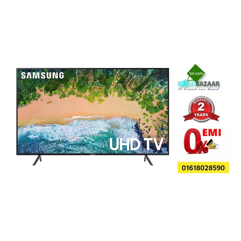49 inch Samsung 4k UHD Smart TV Price in Bangladesh | 49NU7100