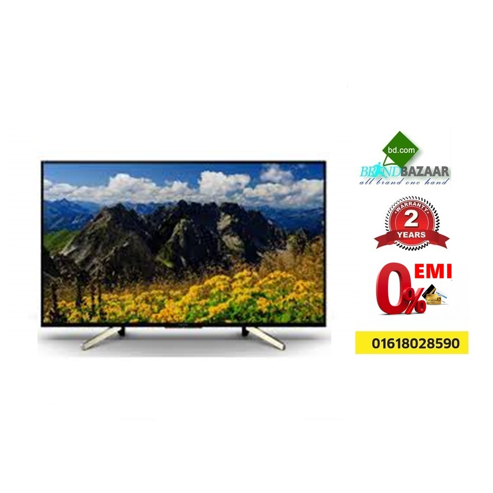 "Sony 50 inch Smart TV Price in Bangladesh | 50"" W660F"