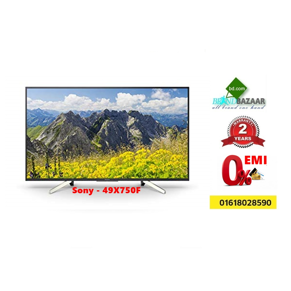 Sony 49 inch 4K TV Price in Bangladesh | 49X750F