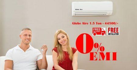Air Conditioner Price in Bangladesh | Globe Aire AC