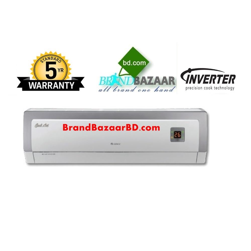 Gree 2 Ton Inverter Air Conditioner in Bangladesh | Gree GS24CZV 2 Ton