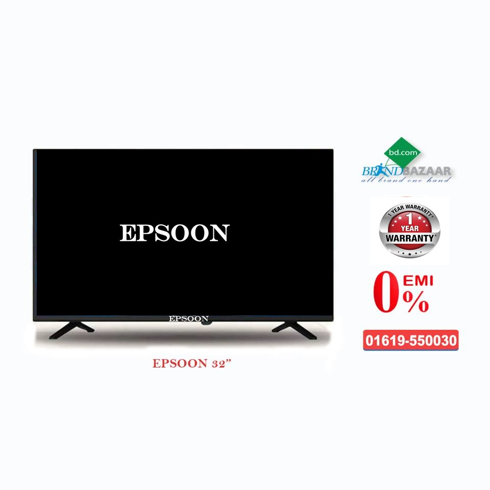EPSOON 40 inch HD LED TV Price in Bangladesh