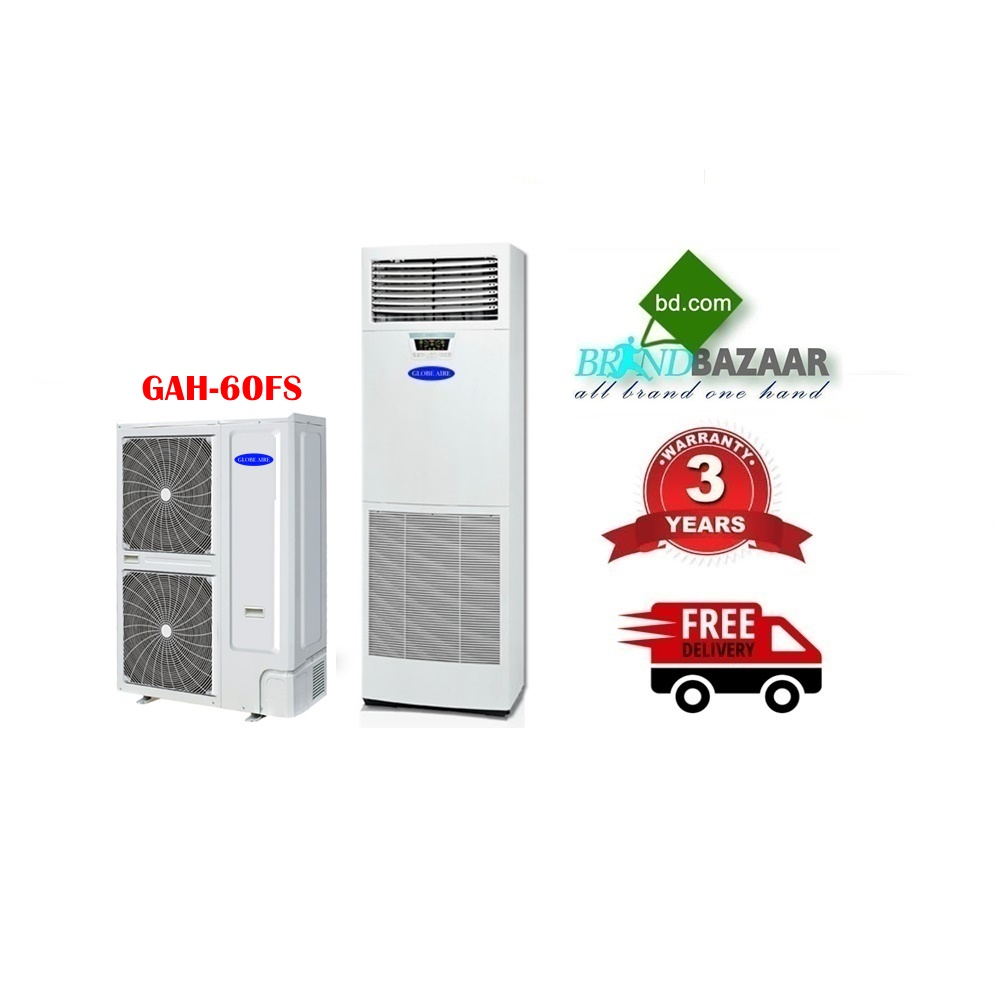 5 Ton Floor Standing AC Price Bangladesh | Globe Aire