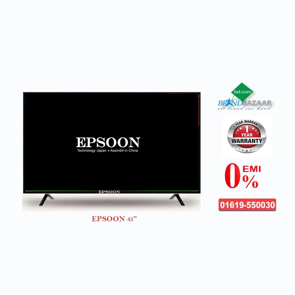 EPSOON Smile 32 inch HD LED TV Price in Bangladesh
