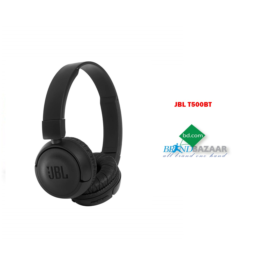 Jbl T500bt Bluetooth Headphone Price Bangladesh Brand Bazaar Bd
