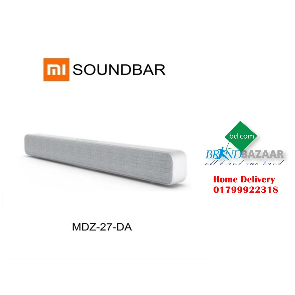 Xiaomi Mdz 27 Da Tv Soundbar Bluetooth Speaker Online Price In Bd