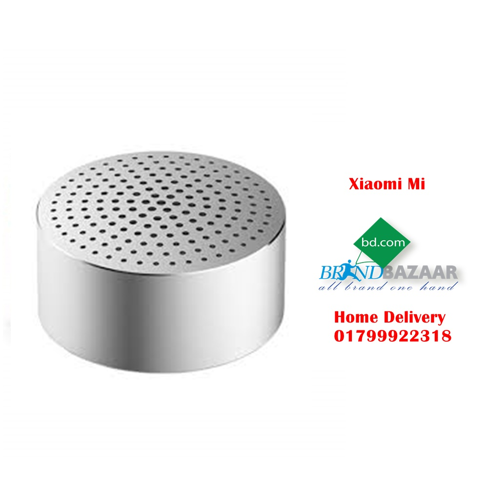 Xiaomi Mi Mini Bluetooth Speaker 2 Online Price In Bangladesh