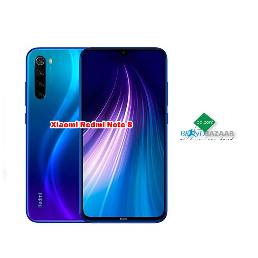 Xiaomi Redmi Note 8 Price In Bangladesh 2020 Brand Bazaar Bd
