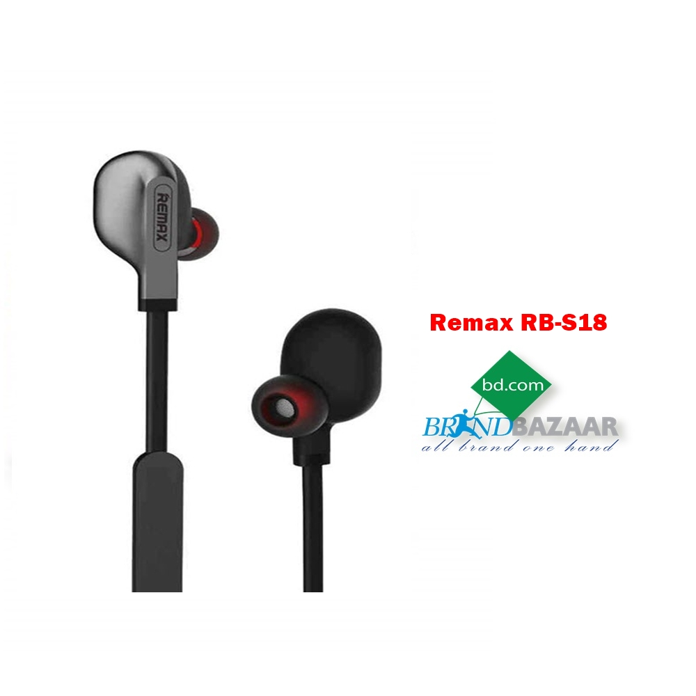 Remax Rb S18 Magnetic Wireless Bluetooth Brand Bazaar