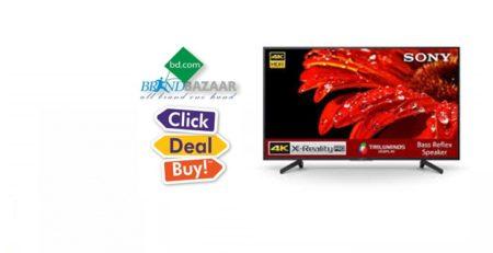 সনি স্মার্ট টিভি | Sony 2020 Model 4K Android TV |